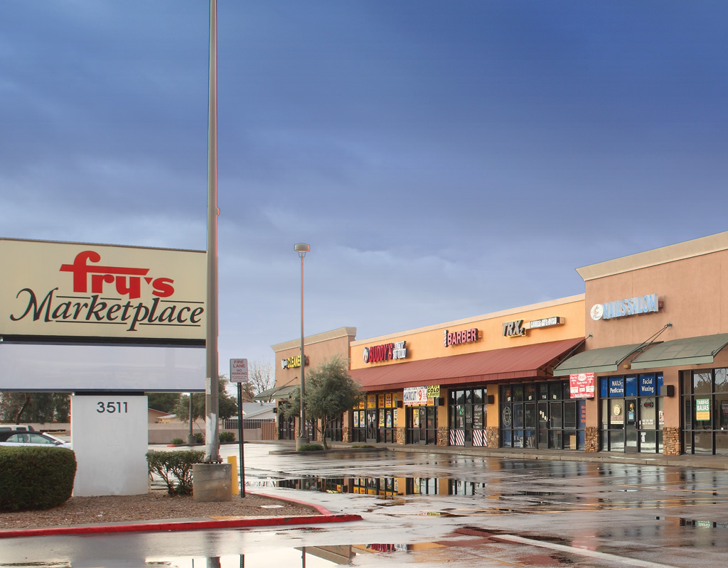 Fry's Shops
